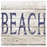 Thirstystone Coastal Beach Sign Coaster