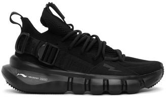 Neil Barrett Black Li Ning Edition Essense 2.3 Sneakers
