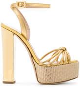 Giuseppe Zanotti Design strappy platform sandals