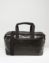 Ted Baker Holdall In Leather