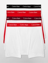 Calvin Klein Cotton 4 Pack Holiday Boxer Brief