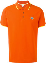 Kenzo Mini Tiger polo shirt - men - Cotton - XS