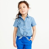 J.Crew Factory Light Wash Chambray