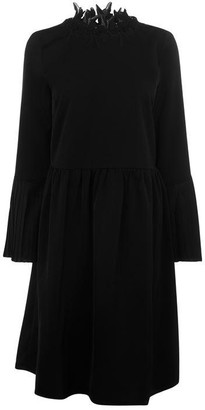 Sofie Schnoor Long Sleeve Midi Dress