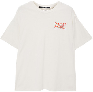 Ksubi Printed Cotton-jersey T-shirt