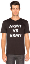 Undefeated Army Vs Army Tee