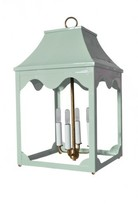 The Well Appointed House Oomph Hobe Sound Lantern-Available in 16 Different Colors