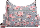 Cath Kidston Wells Rose Foldaway Zipped Cross Body Bag