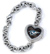 Game Time MLB Women's MH-TOR Heart Collection Toronto Blue Jays Watch