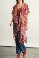 Umgee USA Long Kimono