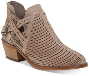 Vince Camuto Pranika Booties Women's Shoes