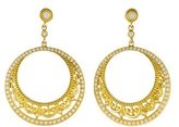 Penny Preville 18K Diamond Chandelier Earrings