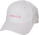Barney Cools Leisure Lad Snapback Cap White
