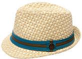Goorin Bros. Woven Contrast-Brim Hat