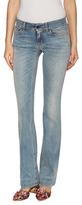 Dolce & Gabbana Low Rise Flared Jean