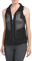 Mesh French Terry Vest