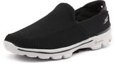 Skechers Go Walk 3 FitKnit Black/Grey