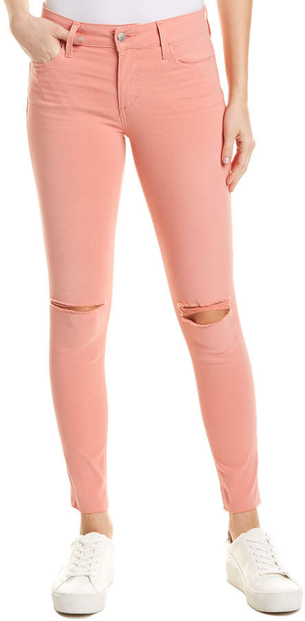 Joe's Jeans Icon Coral Skinny Ankle Cut