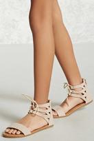Forever 21 FOREVER 21+ Girls Studded Sandals (Kids)