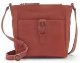 Lucky Brand Ason Leather Crossbody Bag