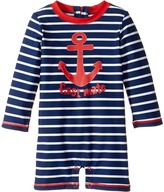 Hatley Vintage Nautical Rashguard Boy's Jumpsuit & Rompers One Piece