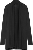 The Row Knightsbridge Jersey Cardigan - Black