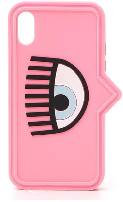 Chiara Ferragni Flirting Eye iPhone X/XS Case