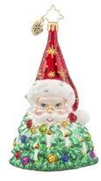 Christopher Radko Hand-Painted St Nick Brilliance Ornament