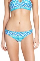 LaBlanca Women's La Blanca All In Mix Reversible Bikini Bottoms