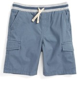Toddler Boy's Tucker + Tate Ribbed Waist Utility Shorts