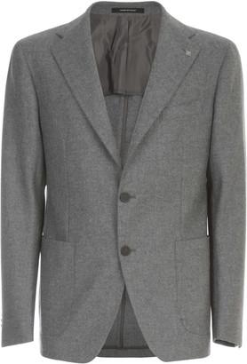 Tagliatore Jacket W/patch Pocket