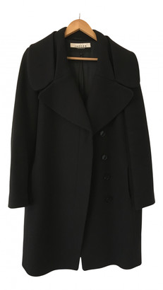 Jaeger Navy Wool Coats