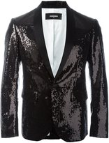 DSQUARED2 sequined suit jacket