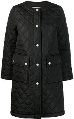 MACKINTOSH Huna quilted nylon coat