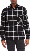 Cheap Monday Squared Shirt