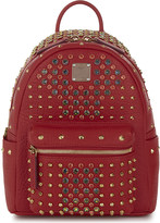MCM Stark Special mini leather backpack