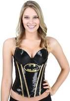 Underboss Undergirl unisex-adult Batman Sequin Corset