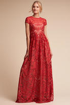 Anthropologie Lilo Wedding Guest Dress