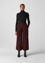 Mari Heart Wide Leg Trouser