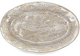 Juliska Firenze Marbleized Medici Serving Platter