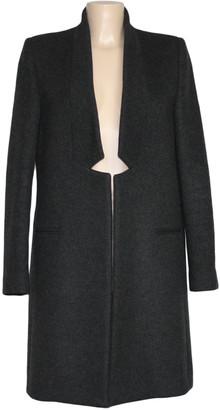 Stella McCartney Grey Wool Coats