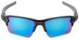Oakley Carolina Panthers 59MM Flak 2.0 Sunglasses