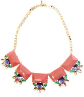 Ame Ame Coral Summer Jewel Necklace