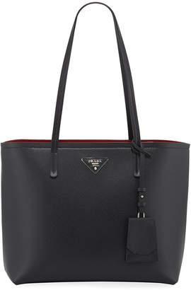 Prada Saffiano Shopper Tote Bag