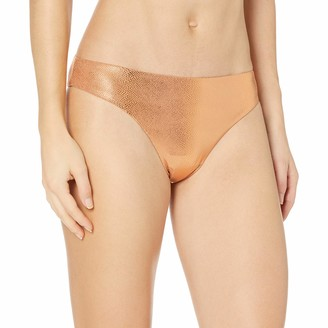 Bikini Lab Junior's Cinched Back Hipster Pant Bikini Bottom
