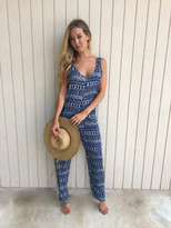 Tysa Sheperdess Playsuit in Provence