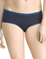 Natori Lace Trim Boy Shorts
