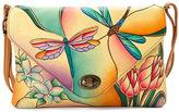 Anuschka Women's Envelope Clutch