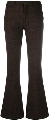 Simonetta Ravizza Flared Style Trousers