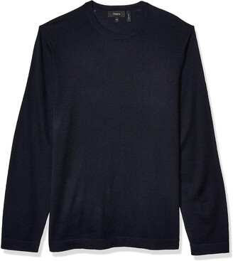 Theory Men's Lievos Cashmere Crewneck Sweater